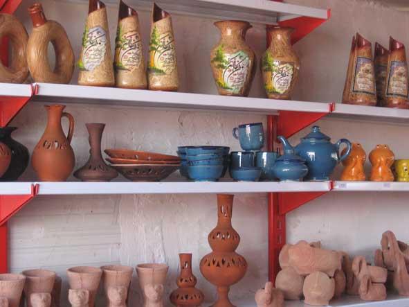غرفه صنایع دستی